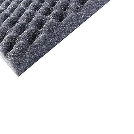 Espuma de Picot Standard Poliuretano 200 x 100 cm grosor 25 mm Densidad 33 kg par M3: Amazon.es: Bricolaje y herramientas