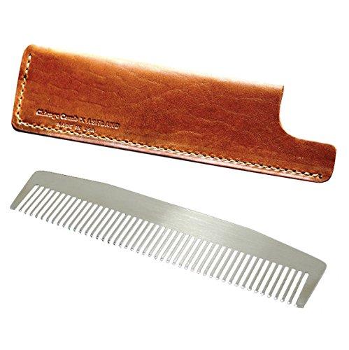 Chicago Comb Model No. 3 & Sheath Set, 2 pieces (Latest Sheath)