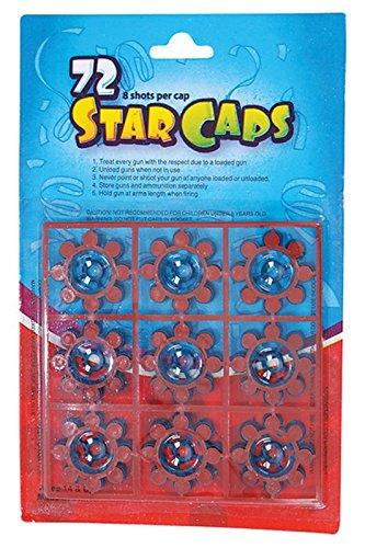 shot ring caps - 2