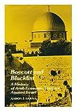 Boycott and Blacklist, Aaron J. Sarna, 0847674894
