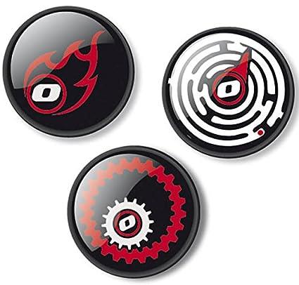 Nikidom 3628729031 - Chapas roller fire