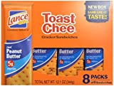 Lance Toastchee Sandwich Crackers, 12.1 oz