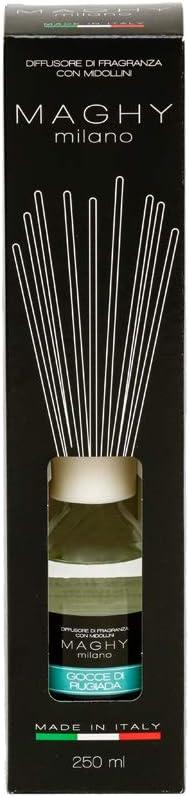 Profumatore per ambienti Maghy, da 250 ml, gocce di rugiada Gocce Di Rugiada