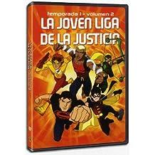 La Joven Liga De La Justicia T1 V2 (Import Movie) (European Format - Zone 2) (2012) Sam Register