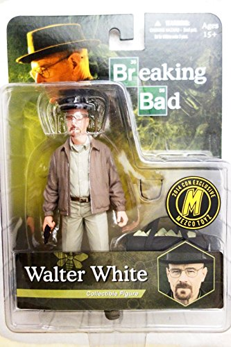 Exclusive Breaking Walter Figure Comic