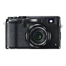 Fujifilm X100S 16 MP Digital Camera with 2.8-Inch LCD (Black)