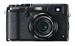 Fujifilm X100S 16 MP Digital Camera with 2.8-Inch LCD (Black) (Discontinued by Manufacturer)
