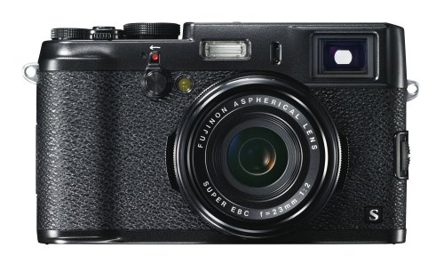 Fujifilm X100S 16 MP Digital Camera with 2.8-Inch LCD