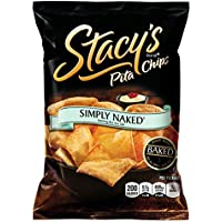 Stacys 24-Pack of 1.5-Ounce Simply Naked Bags Pita Chips