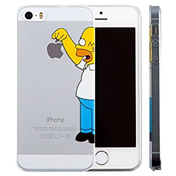 coque iphone 5 les simpson