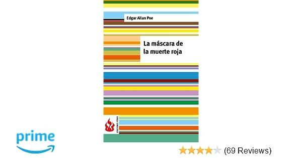 La máscara de la muerte roja: (low cost). Edición limitada (Ediciones Fénix) (Spanish Edition): Edgar Allan Poe: 9781516833672: Amazon.com: Books
