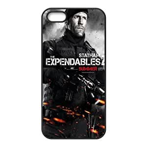 Custom The Expendables Back Cover Case for iphone5,5S JN5S-192