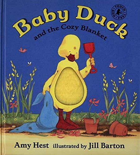 Download Baby Duck and the Cozy Blanket (Touch-And-Feel) pdf