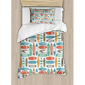 51rdBthffxL._SS300_ Surf Bedding Sets & Surf Comforter Sets