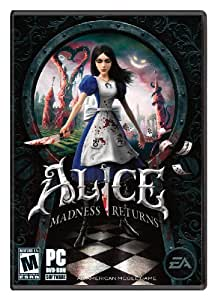 Alice Madness Returns - Standard Edition