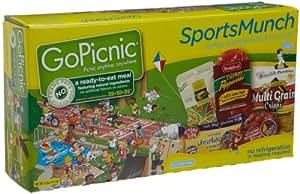 Amazon.com: GoPicnic SportsMunch, Turkey Pepperoni ...