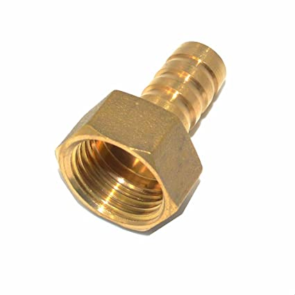 Pack of 5 Forged Brass Compression and Male Pipe Branch Tee Parker 172C-2-2-pk5 Fitting 1//8 Tube to Pipe 1//8