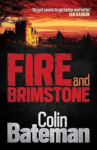 book cover of Fire and Brimstone
