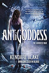 Antigoddess (The Goddess War)