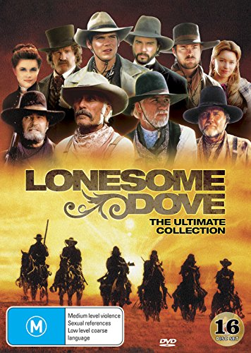 Lonesome Dove - The Ultimate Collection (Lonesome Dove/Return to Lonesome Dove/Streets of Laredo/Dead Man's Walk/Comanche Moon/Lonesome Dove: The Series)