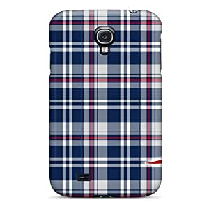 Excellent Hard Phone Covers For Samsung Galaxy S4 (HKj19235JfxM) Provide Private Custom Trendy New England Patriots Series
