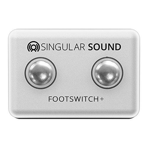 Singular Sound BeatBuddy Dual Momentary Footswitch Plus by Singular Sound