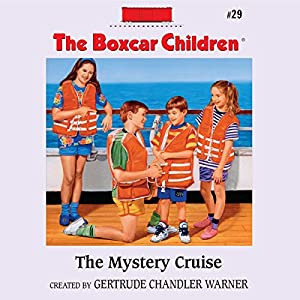 The Mystery Cruise Audiobook