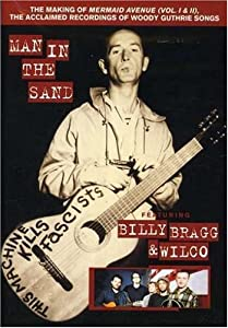 Amazon Com Billy Bragg Amp Wilco Man In The Sand The