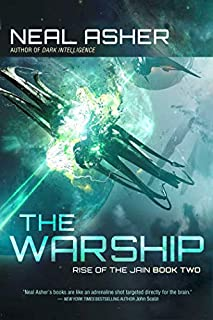 Book Cover: The Warship: Rise of the Jain, Book Two