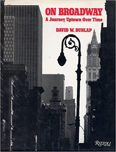 On Broadway: A Journey Uptown Over Time