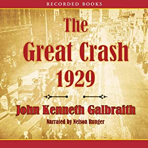 The Great Crash of 1929 Hörbuch