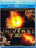 Our Universe 3D (Blu-Ray 3D+Blu-Ray) [Italia] [Blu-ray]