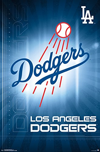 (MLB Los Angeles Dodgers, Team Logo, 22