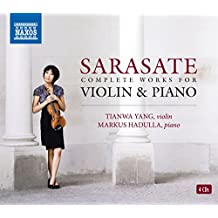 Sarasate: Complete Works for Violin & Piano