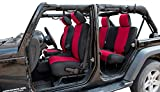 PERNICE Jeep Seat Covers Made of Waterproof
