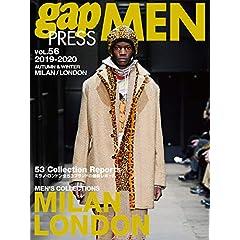 gap PRESS MEN 最新号 サムネイル