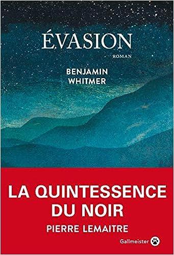 Evasion - Benjamin Whitmer
