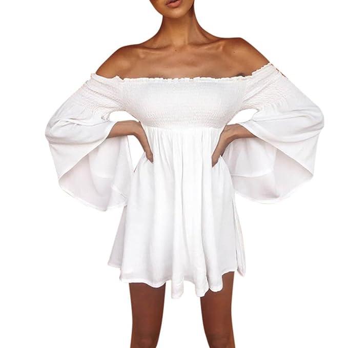 qualità superiore miglior prezzo per vari tipi di CLOOM Abito Donna Eleganti da Cerimonia, Vestiti,Donna Abito ...