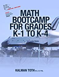 Math Bootcamp for Grades K-1 to K-4 (English Edition)