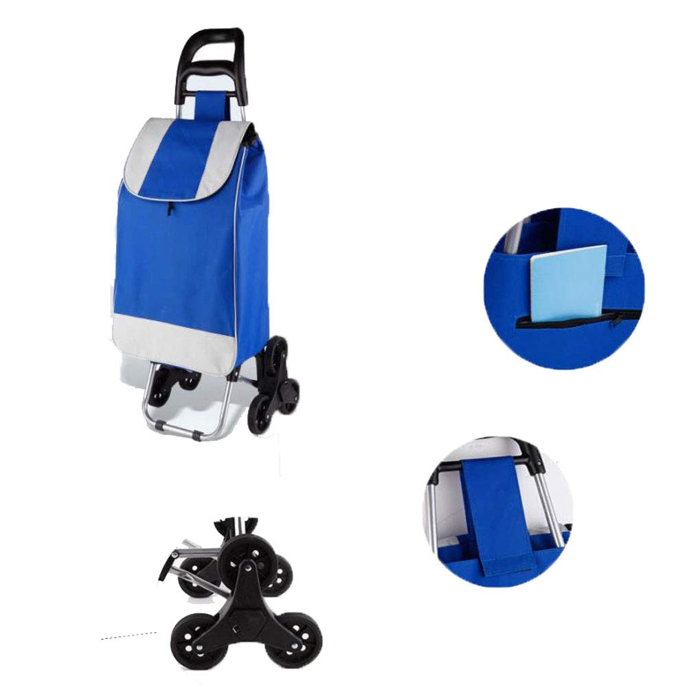 Shopping Cart Shopping Trolley Folding Trolley Shopping Bag Luggage Cart Travel Out Trolley Baby Carriage