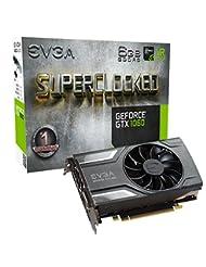 EVGA GeForce GTX 1060 SC GAMING, ACX 2.0 (Single Fan), 6GB GD...