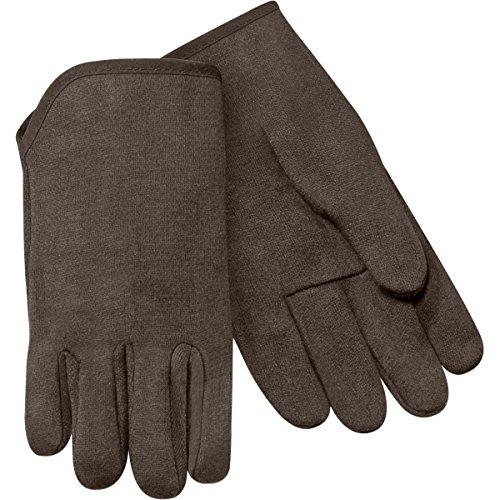 9 Oz Brown Jersey Knit - 7