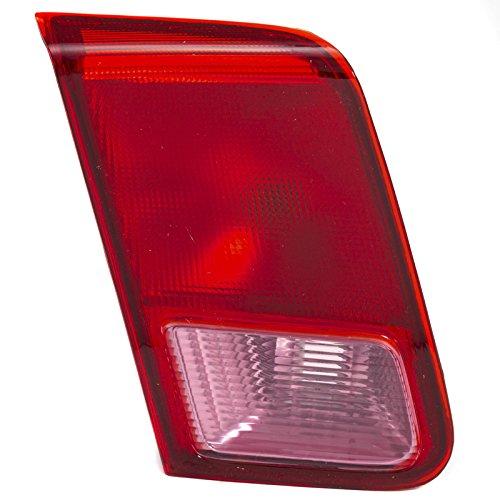 02 Tail Light Lamp Sedan - 2