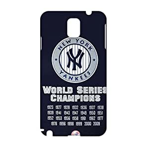 New York Yankees Banner 3D Phone Case for Samsung Galaxy Note 3