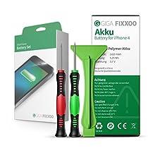 GIGA Fixxo - Kit ricambio batteria Iphone