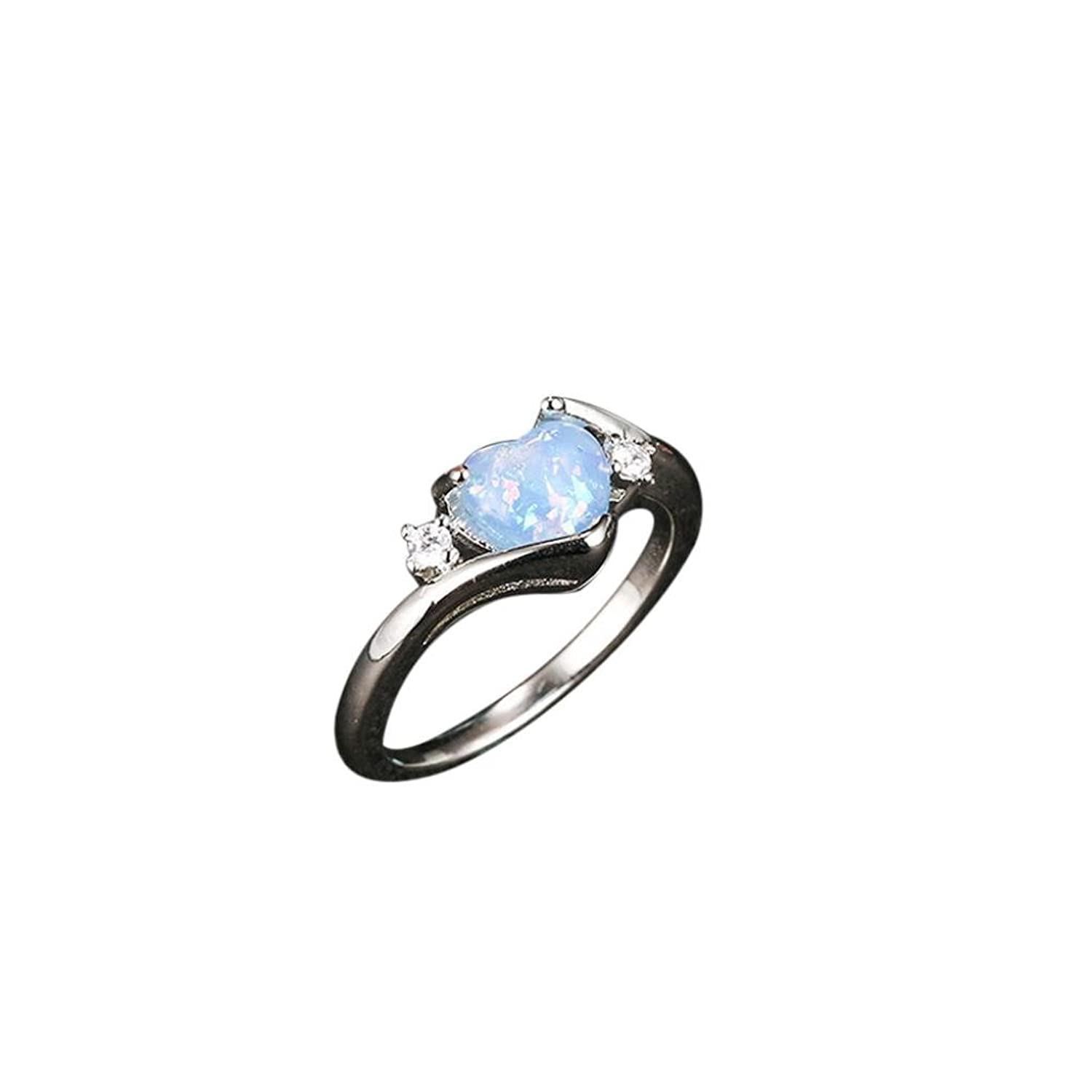 Nmch Clearance Rings Love Mum Diamond Ring Jewelry Best Gift For