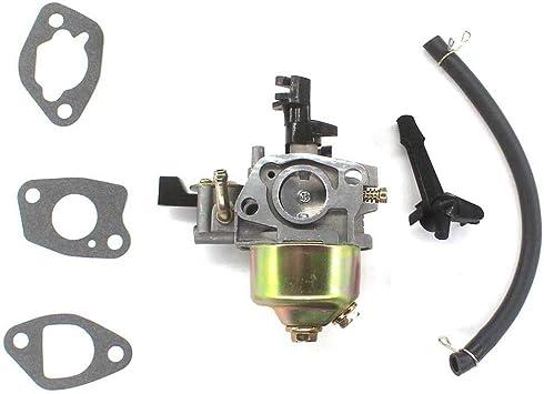 Aisen Vergaser Satz Für Loncin Motoren G 160 G160 G200 G 200 F 170020406 6 5hp 196cc Baumarkt