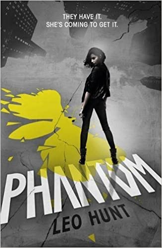 Image result for phantom by leo hunt
