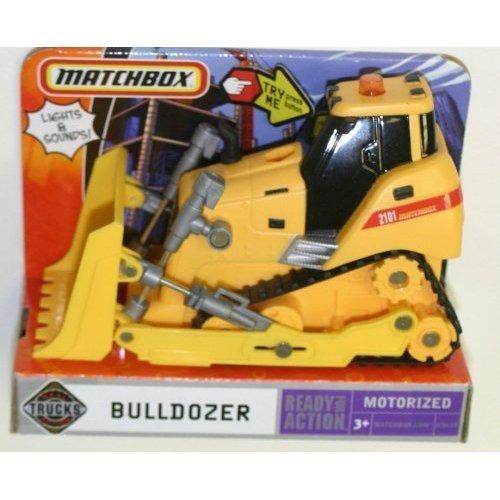 Matchbox Real Action Motorized (Motorized Bulldozer)