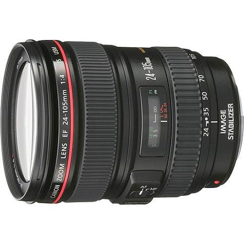 Canon EF 24-105mm 1:4,0 L IS USM Obiettivo